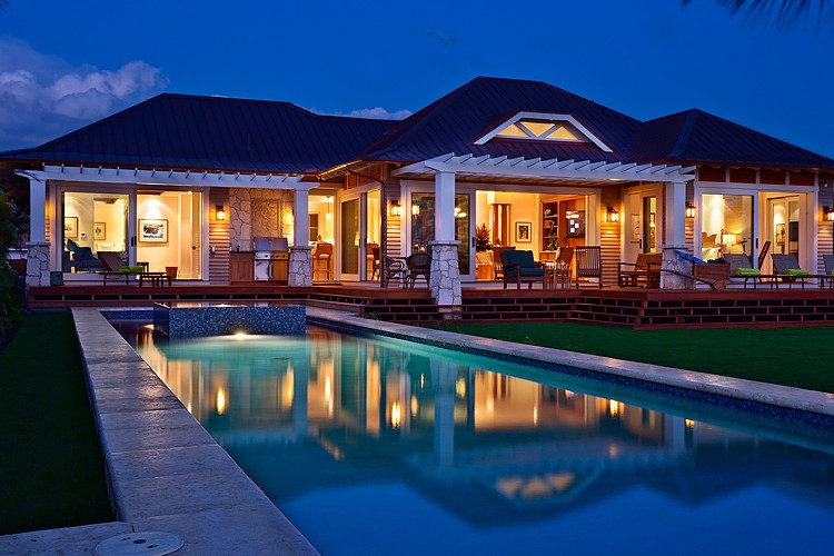 Luxury real estate development michael pierson for How much to build a house in hawaii